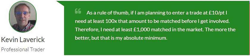Goal Profits Launchpad: Kevin Laverick liquidity advice