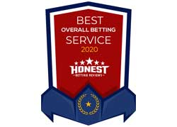 Best Overall Betting Service 2020