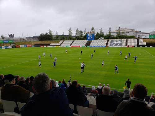 FH Hafnarfjordur v Grindavik, Icelandic Cup 2019