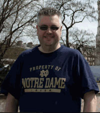 Steve Brown, creator of Goal Profits football trading community.