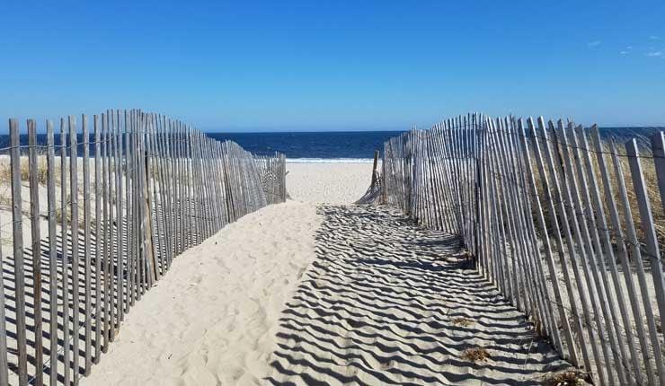 bay head beach new jersey beach entrance