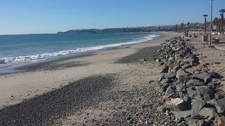 Capistrano Beach, aka Capo Beach, San Clemente, California