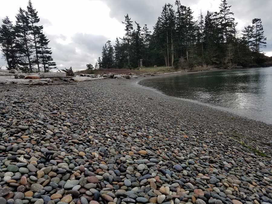 Rosario Beach, Fidalgo Island, Washington