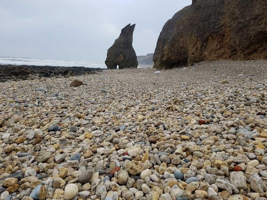 Ryhope Dene Beach