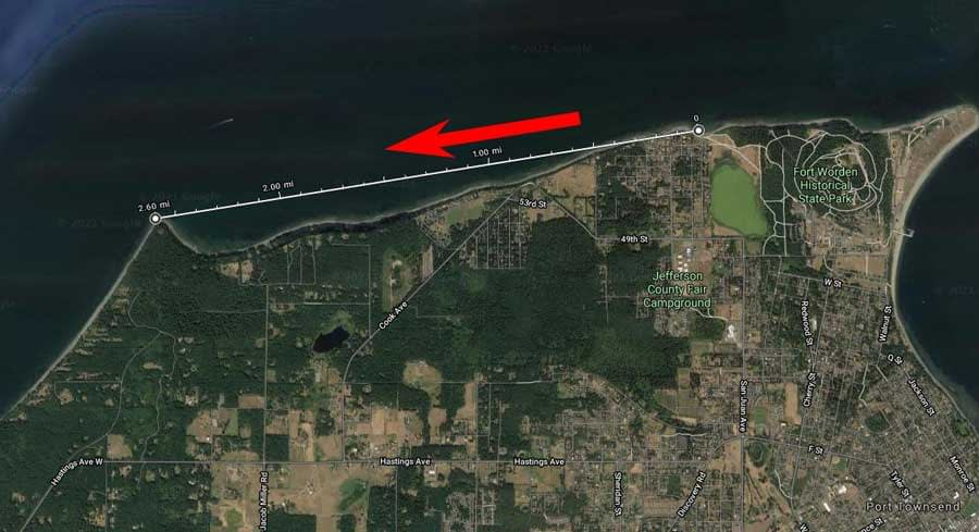Directions to Glass Beach, Port Townsend