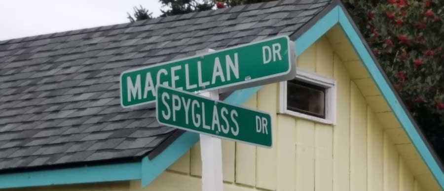 Spyglass Drive, Bush Point