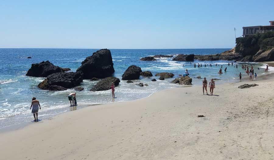Woods Cove, Laguna Beach