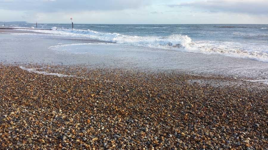 Southbourne Beach, Bournemouth