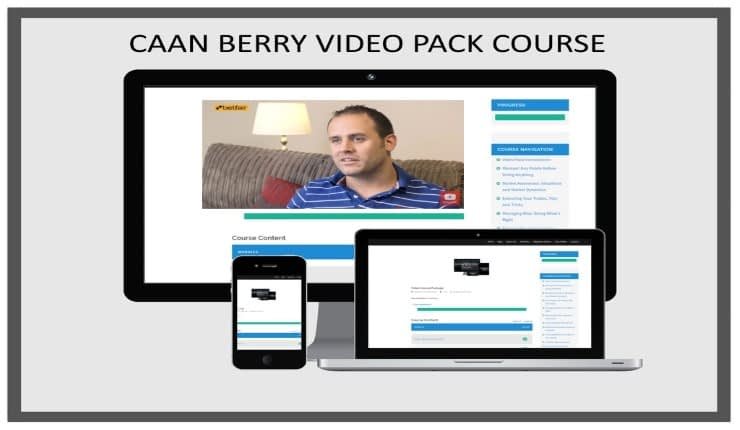 Caan Berry Video Pack Course Review