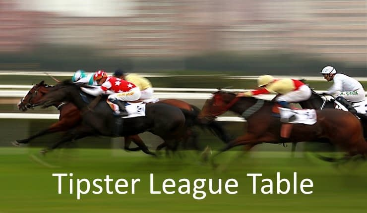 Tipster League Table