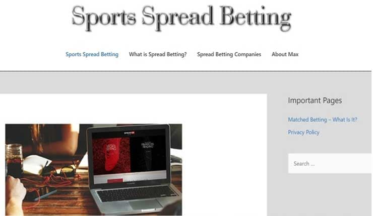 Sports Spread Betting Review