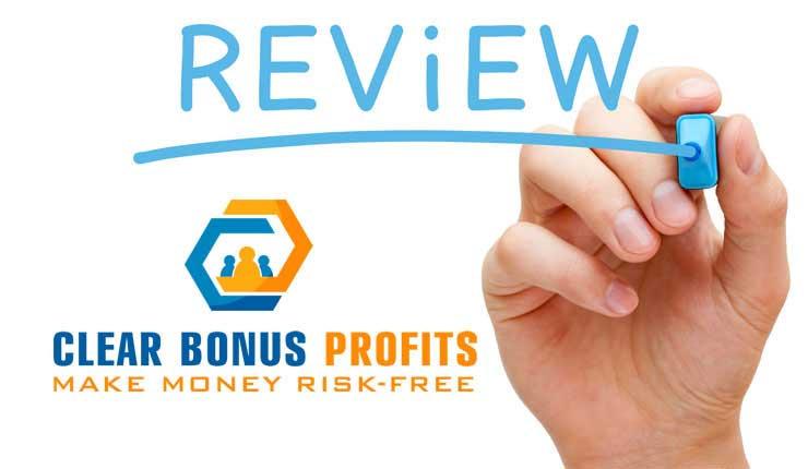 Clear Bonus Profits Review