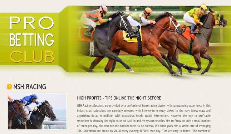 NSH Racing Review