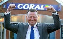 Dean Clay, £2 football accumulator won £92,000