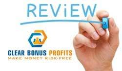 Clear Bonus Profits Review