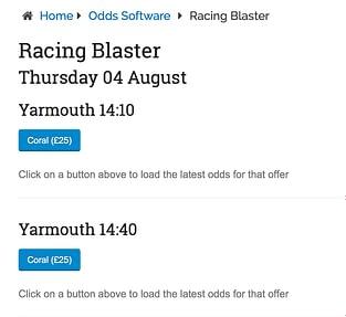 Clear Bonus Profits Review Racing Blaster Software