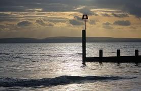 Boscombe Beach, Bournemouth, United Kingdom