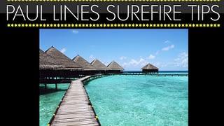 Paul Lines SureFire Tips Review