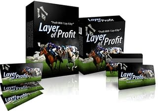 Layer Of Profit is a horseracing lay betting service offering one selection per day via email