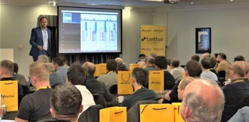 Caan Berry Betfair Pro Traders Event