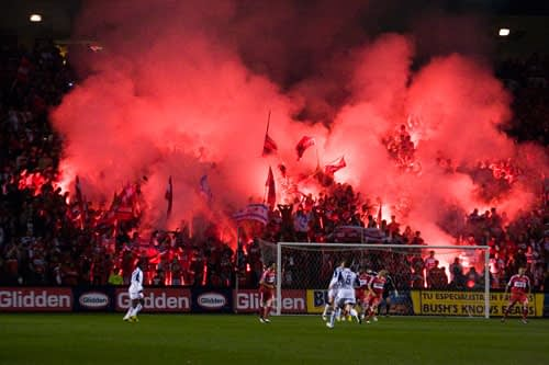 Chicago Fire, Major League Soccer