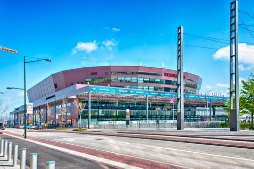 Swedbank Stadion, Malmo, Sweden