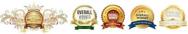 Goal Profits football trading community awards 2014-2018
