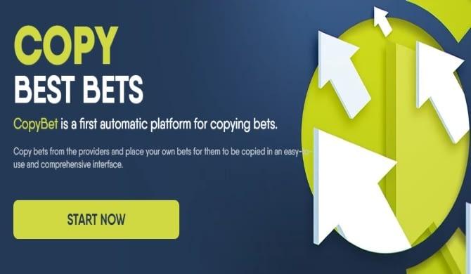 CopyBet Review - Social Betting Platform