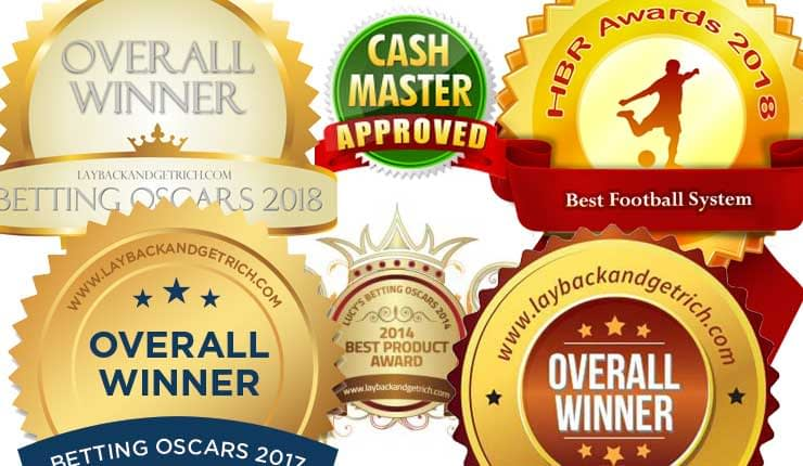 Awards won by Goal Profits football trading community